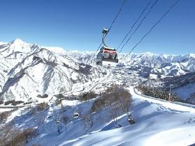 スキー 場 湯沢 ガーラ